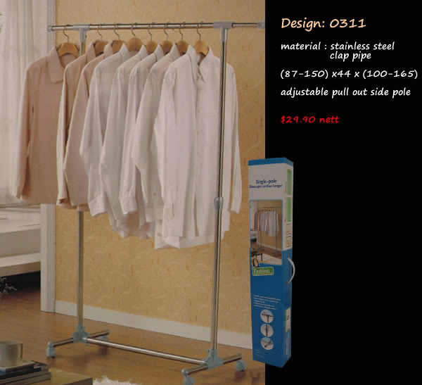 Cloth Rack CR-01