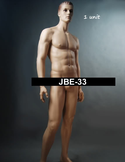 Mannequin Male Skin Color MSB-02