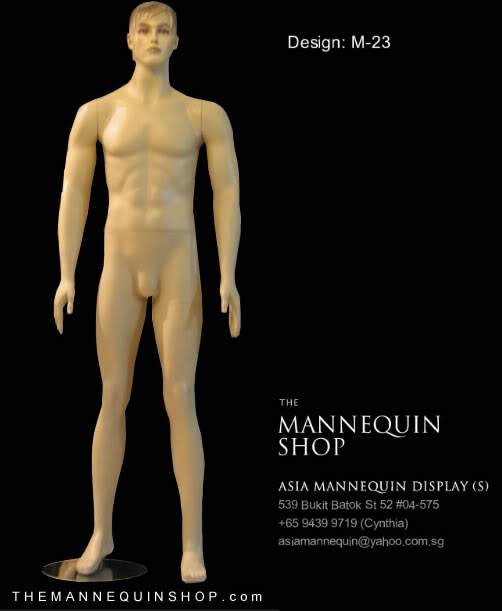 Mannequin Female Skin Color sk-28