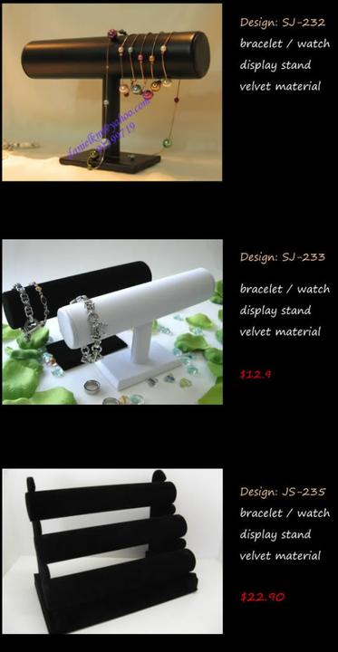 1tier bracelet stand