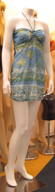 Mannequin Female White Color HeadlessMH-06