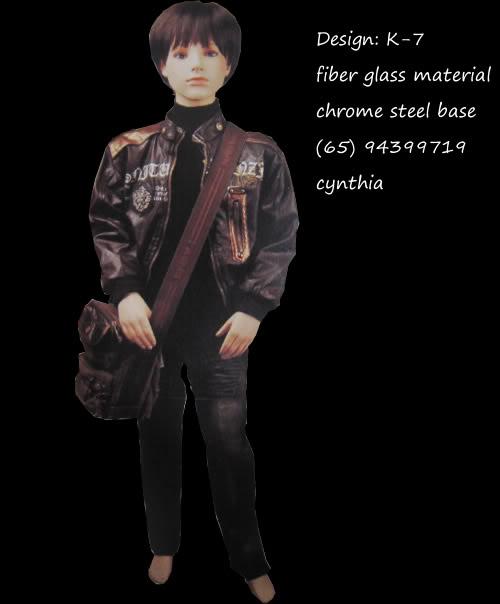 Mannequin Kid Kid-01