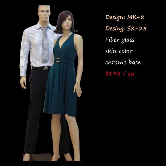 Mannequin Female Skin Color sk-25