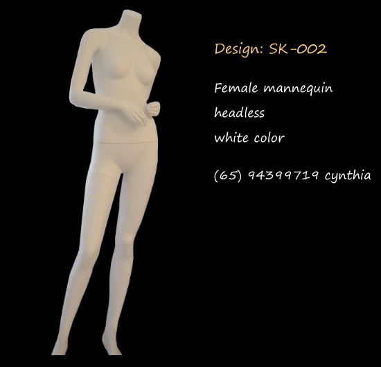 Mannequin Female Skin Color sk-0002p
